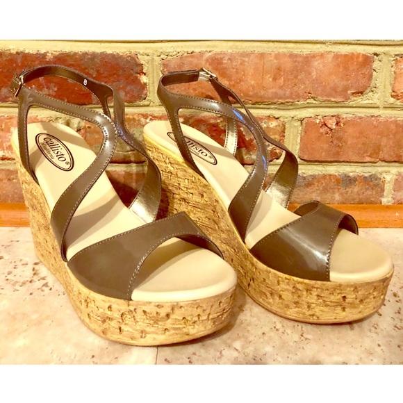 Callisto Shoes - NWB- Callisto California Sandals